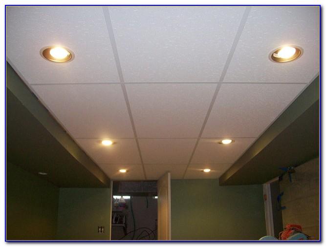Lighting In Drop Ceiling
