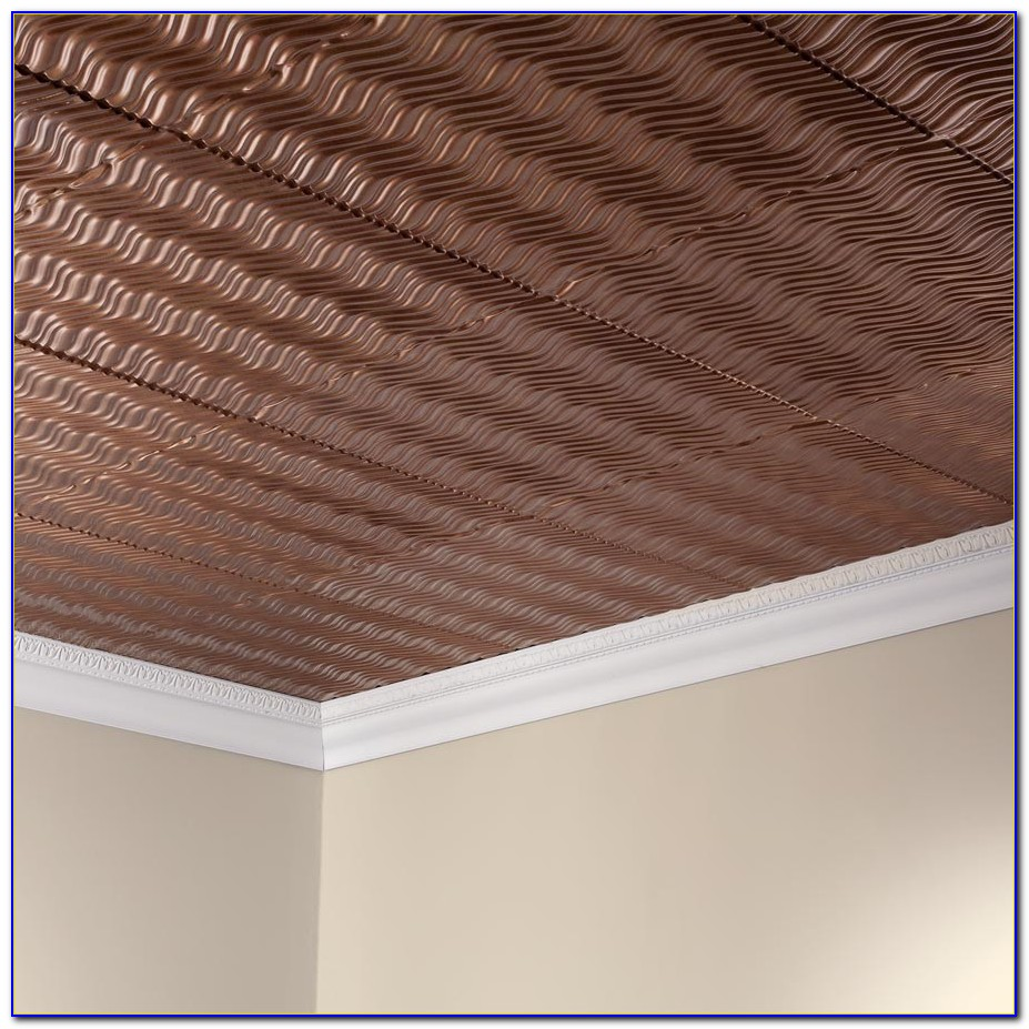 Melt Away Drop Ceiling Tiles