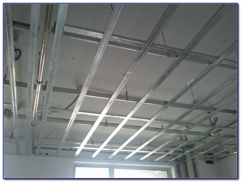 Metal Framing For Drywall Ceiling