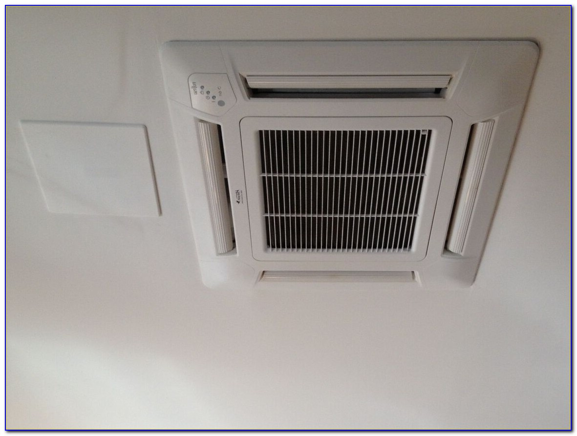 Mini Split Ac Ceiling Mount
