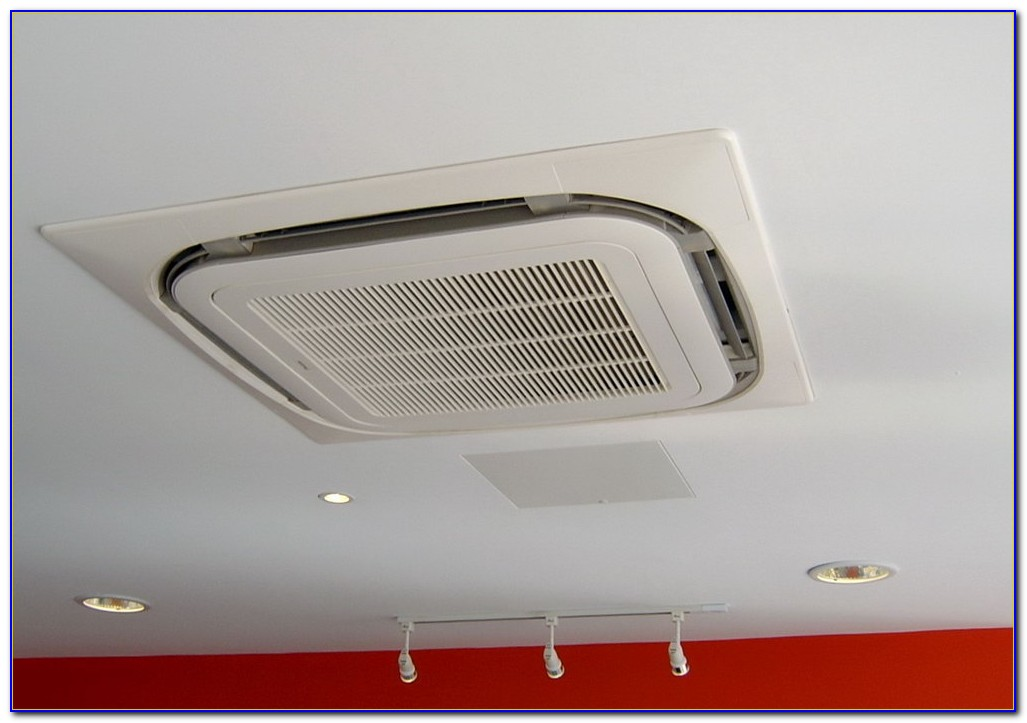 Mini Split Ceiling Cassette Dimensions