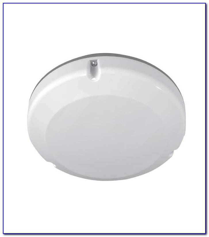 Motion Activated Ceiling Light For Garage