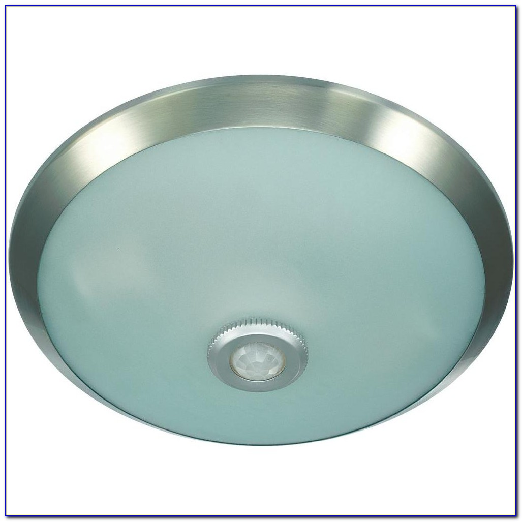 Motion Activated Ceiling Light Indoor