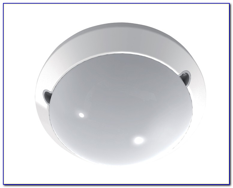 Motion Sensing Ceiling Light Fixture