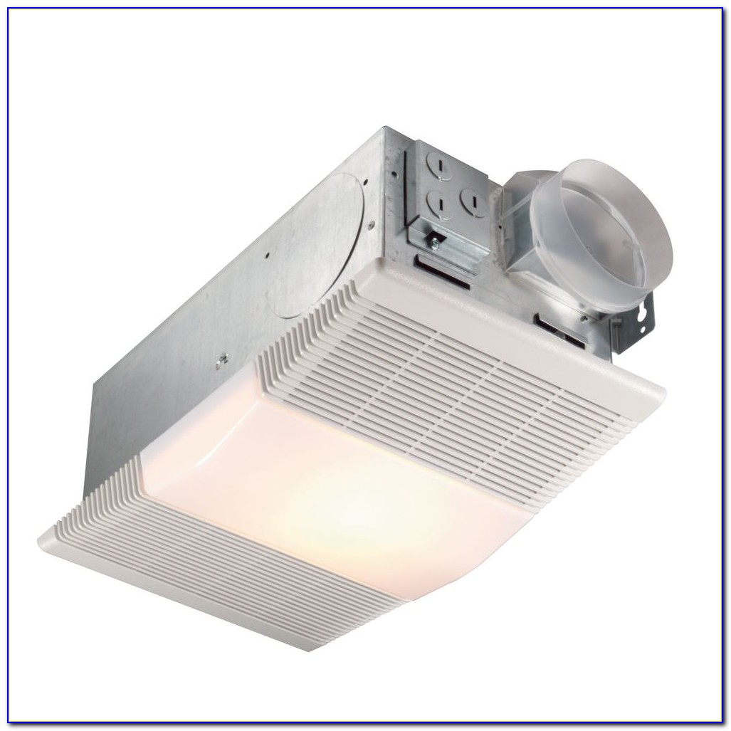 Nutone Ceiling Exhaust Fan With Light