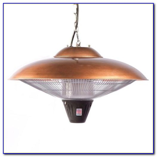 Outdoor Ceiling Fan With Light And Heater