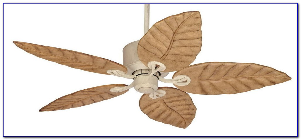 Palm Tree Ceiling Fan Blade Covers