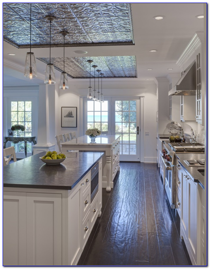 Pictures Of Tin Ceilings In Kitchens
