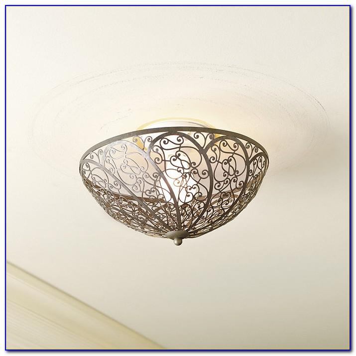 Plastic Ceiling Light Bulb Covers