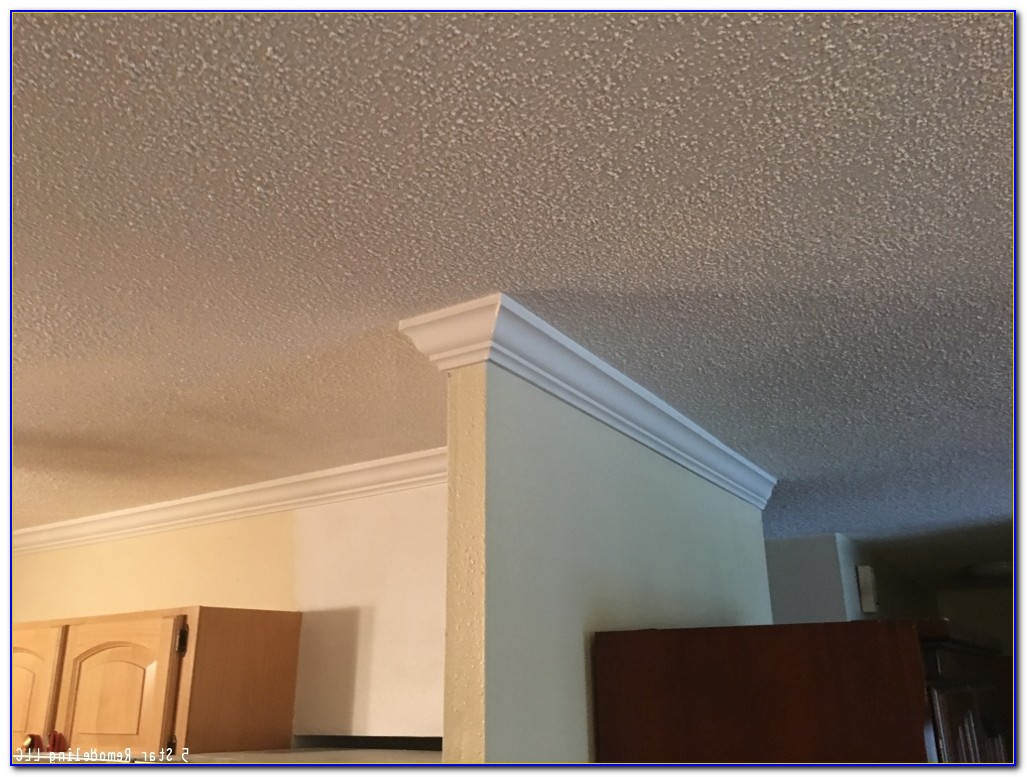 Popcorn Ceiling Asbestos Test Kit