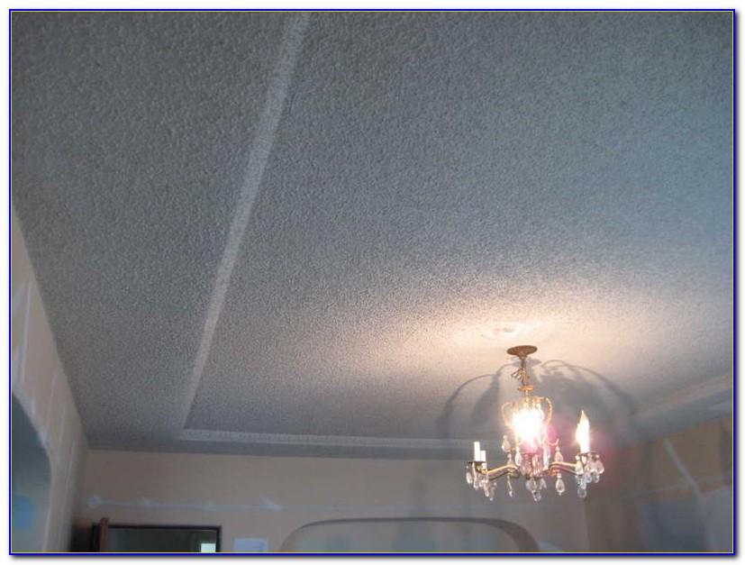 Popcorn Ceiling Asbestos Testing Lab