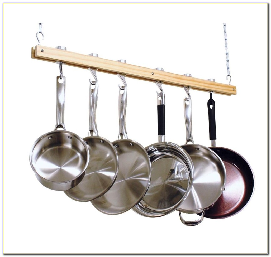 Pots Pan Holder Ceiling
