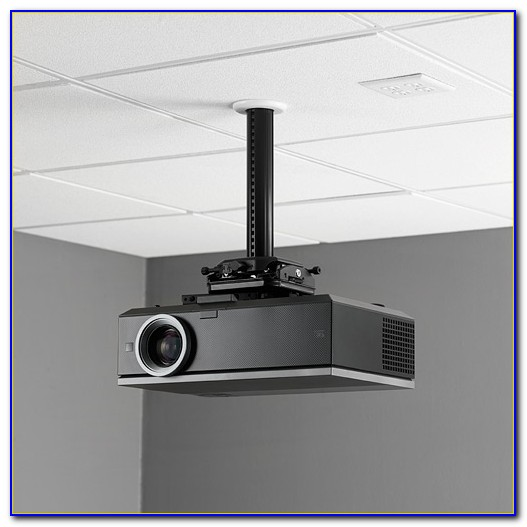 Projector Mount For Drop Ceiling