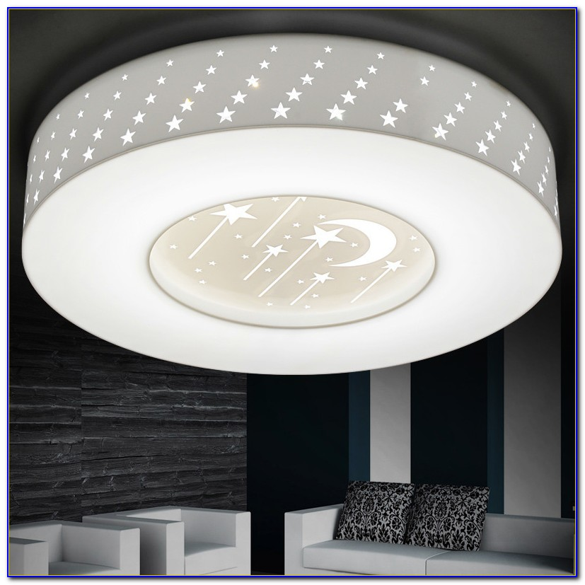 Remote Control Ceiling Light Fixture