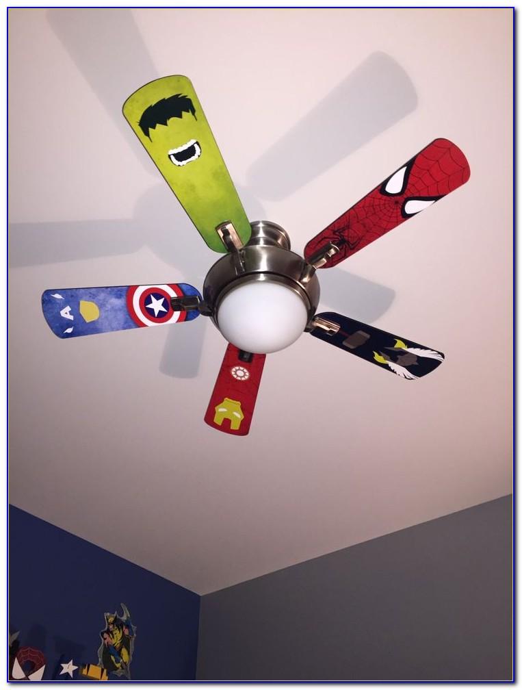 Small Ceiling Fan For Nursery