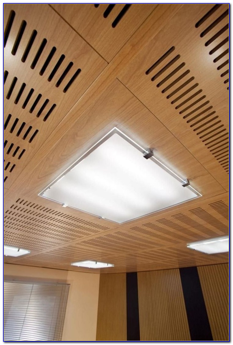 Sound Dampening Drop Ceiling Tiles