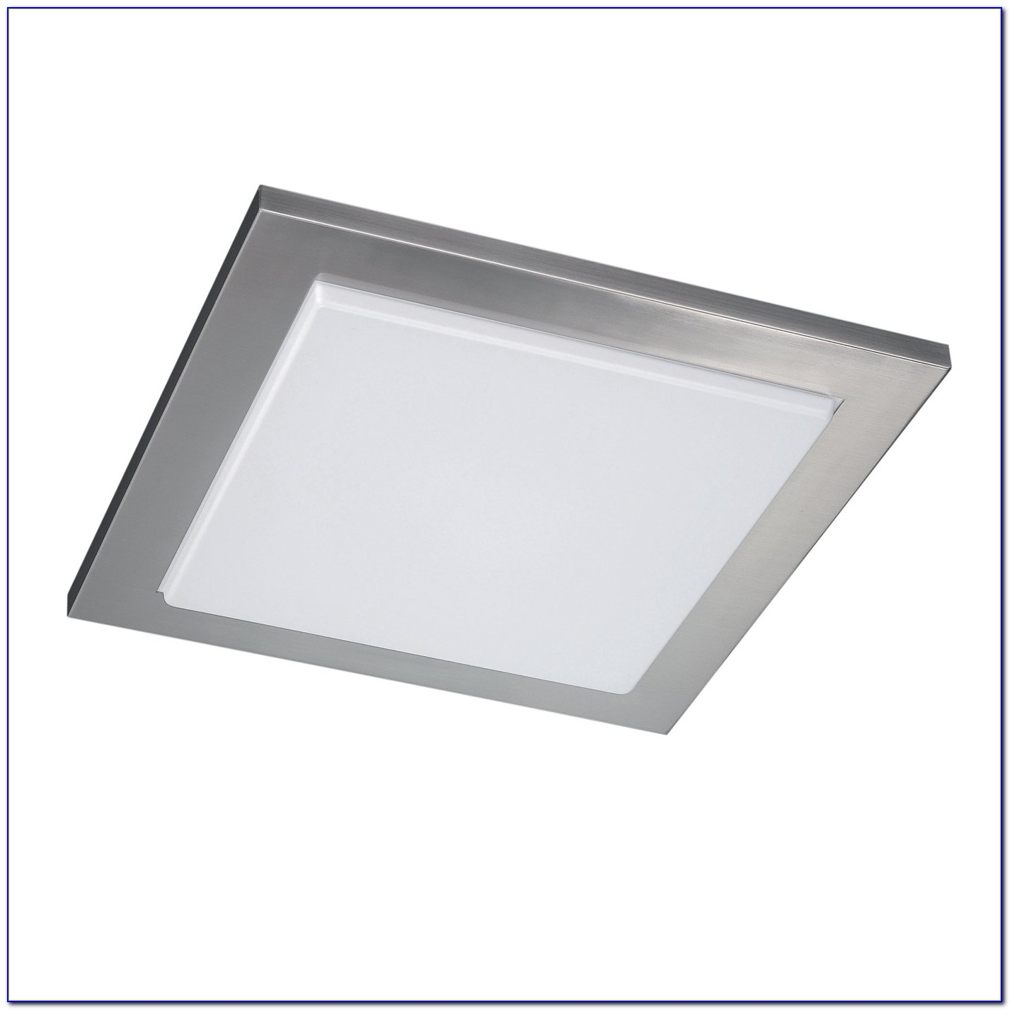 Square Ceiling Light Fixture Recessed
