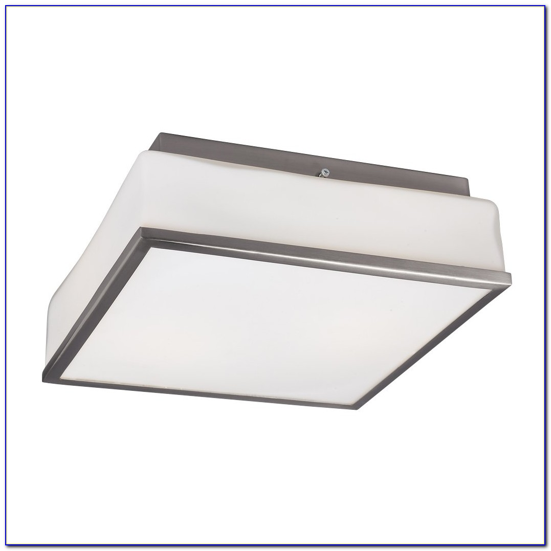 Square Ceiling Light Fixtures