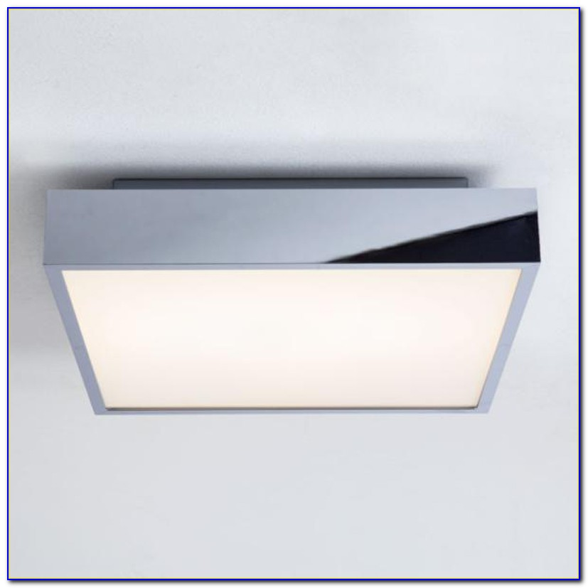 Square Glass Ceiling Light Fixtures