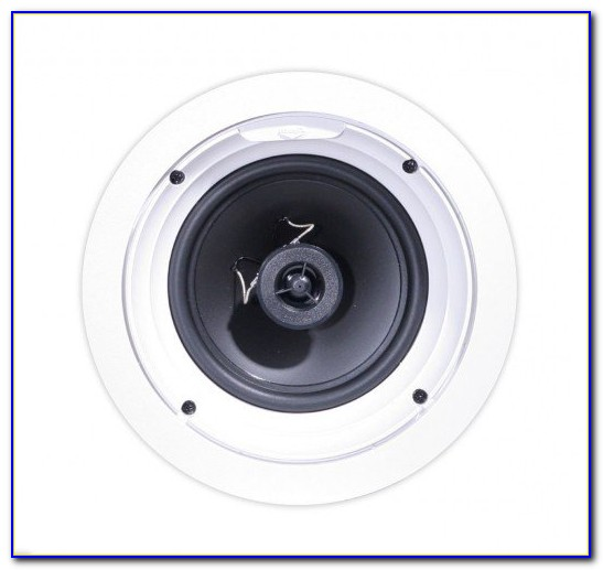 Surround Sound In Ceiling Or Wall