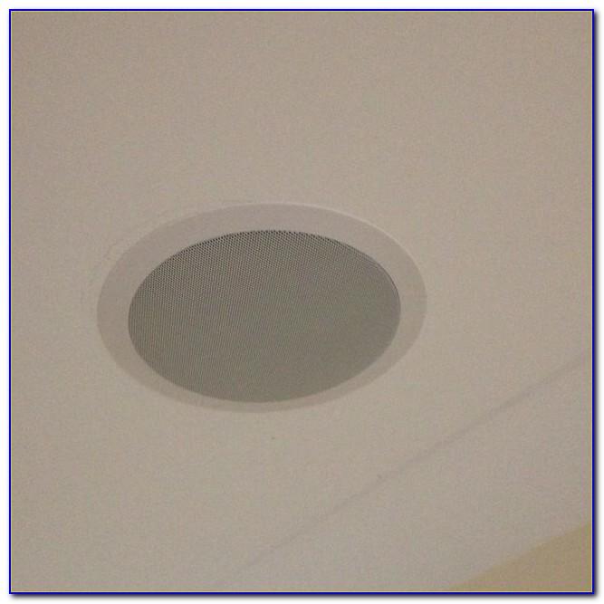 Surround Sound In Ceiling Speaker Placement