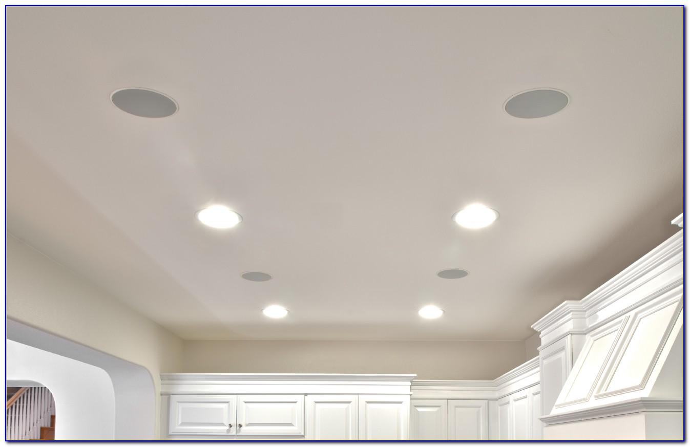 Surround Sound In Ceiling Speakers