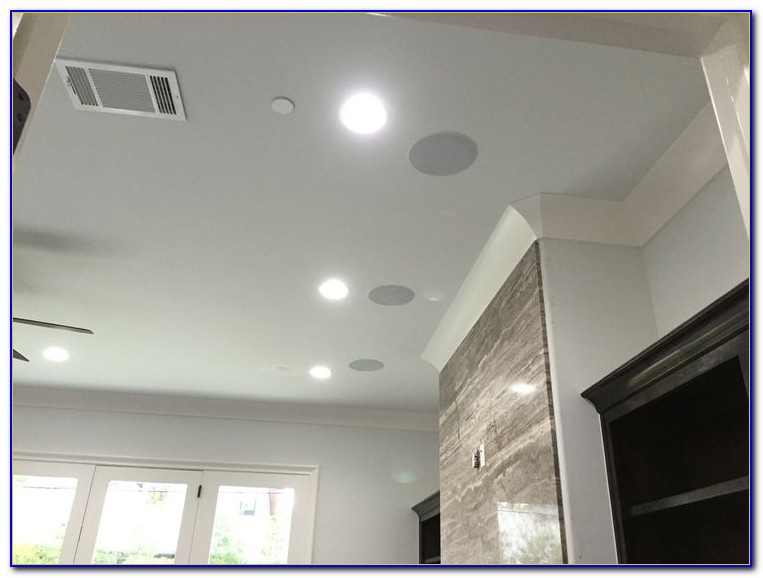 Surround Sound Rear Speakers In Ceiling