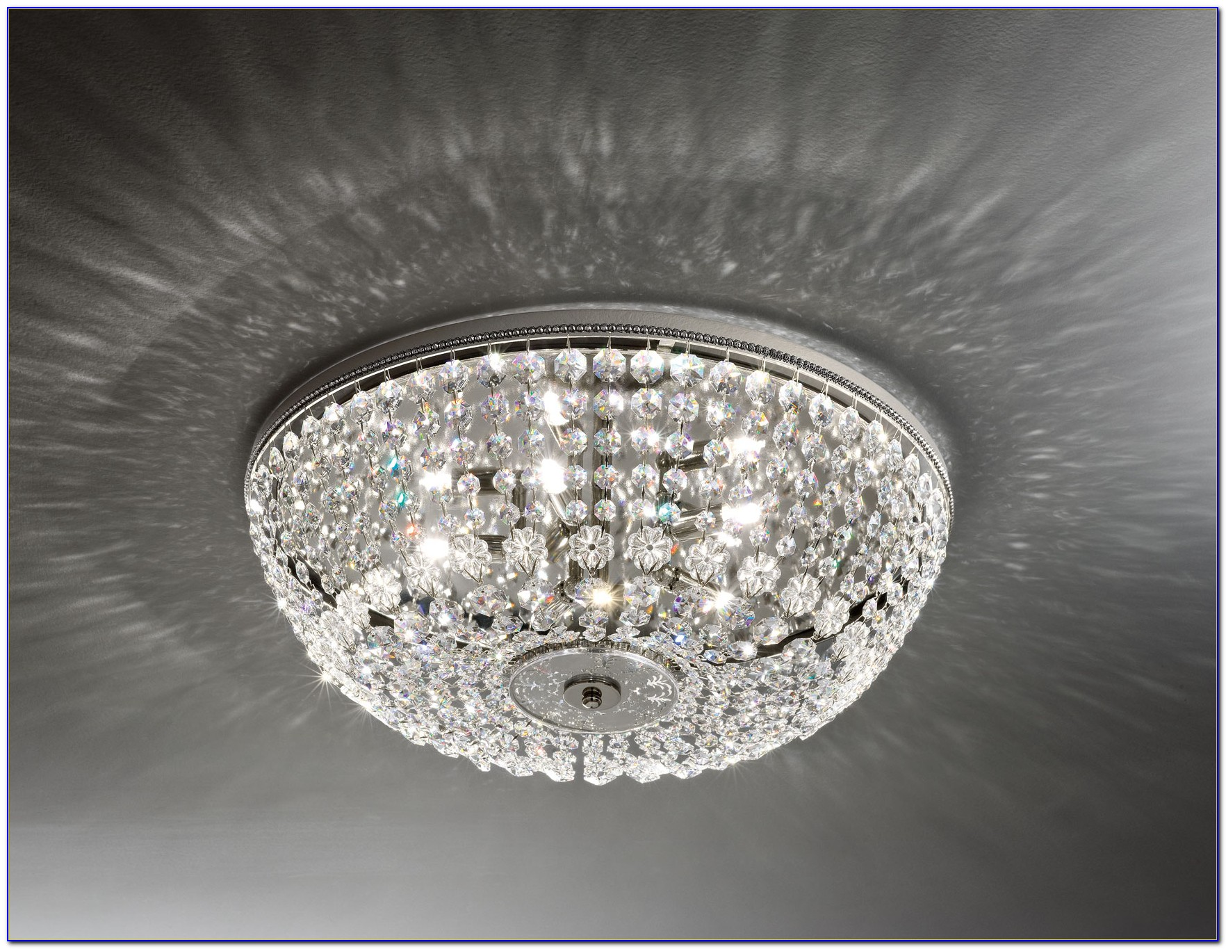 Swarovski Crystal Ceiling Lights