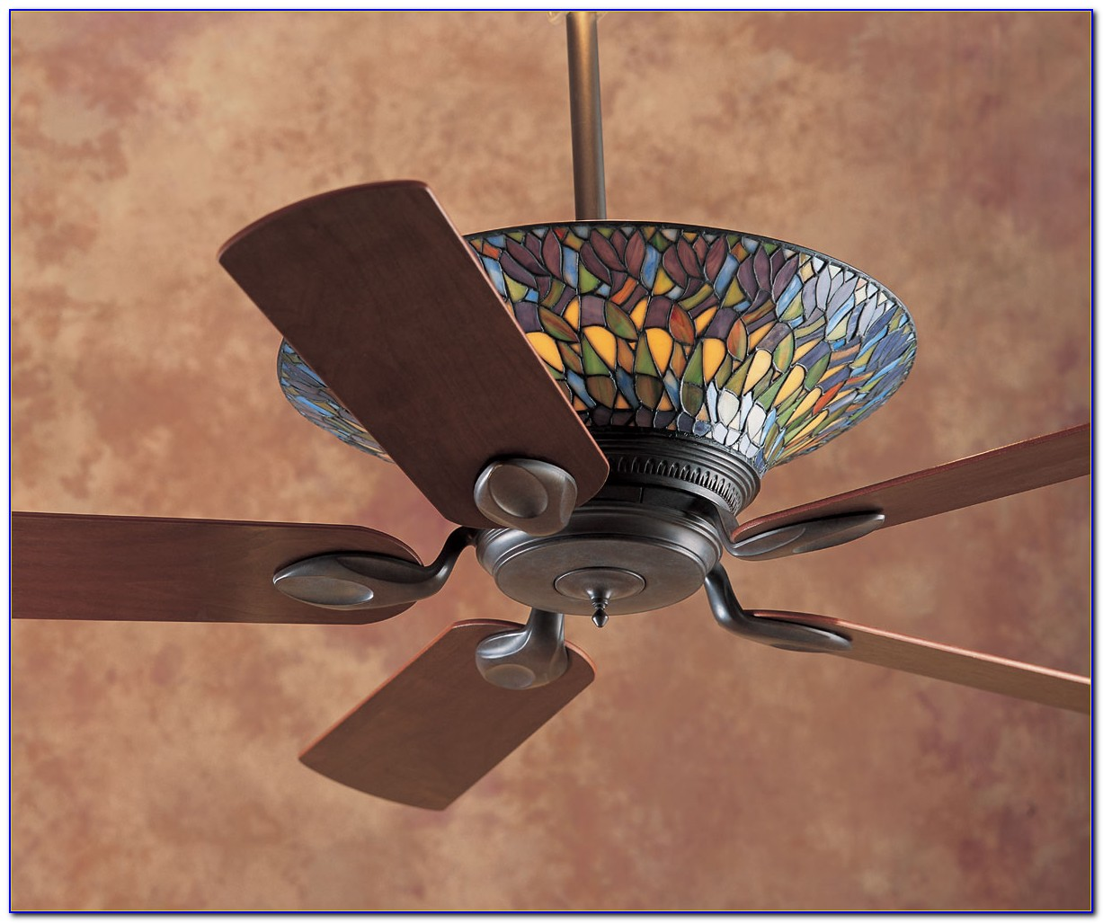 Tiffany Style Ceiling Fans Uk