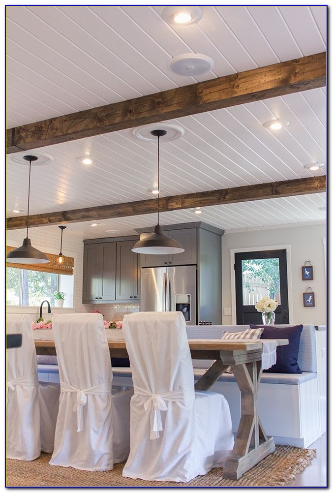 Tongue And Groove Exterior Ceiling Boards