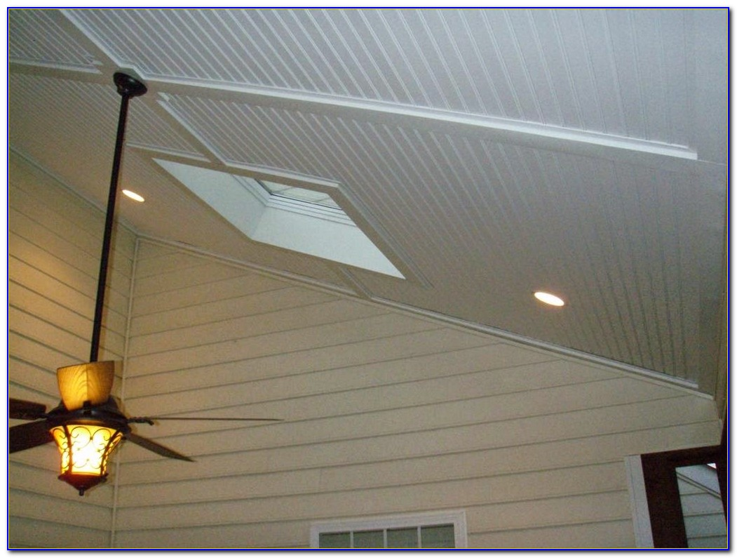 Tongue And Groove Vinyl Ceiling Planks