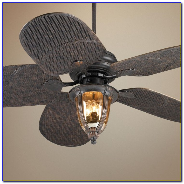 Tropical Outdoor Ceiling Fans