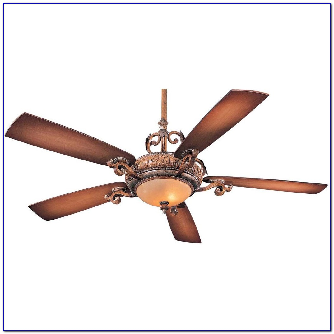 Tuscan Style Ceiling Fans With Lights