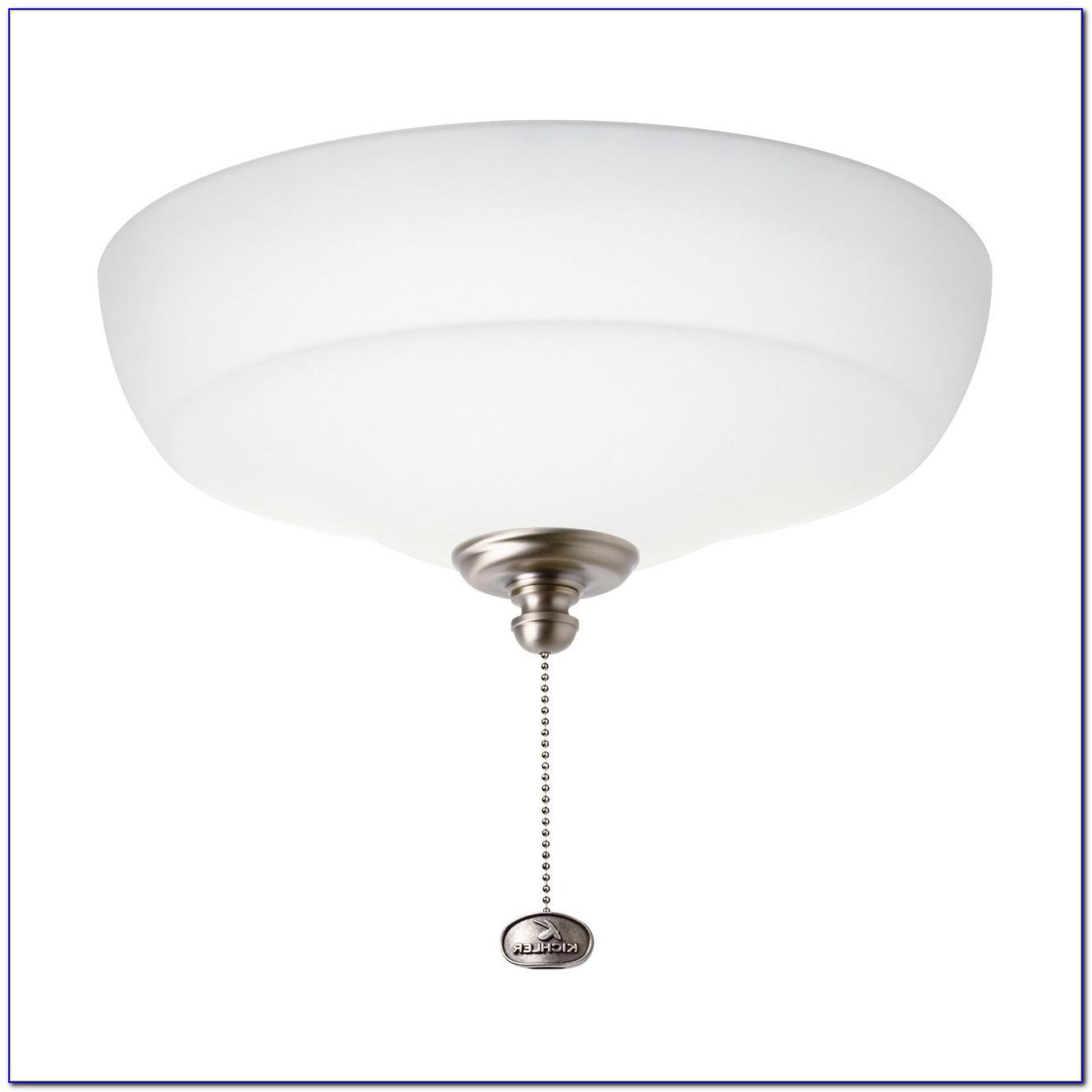 Universal Ceiling Fan Light Kit Oil Rubbed Bronze