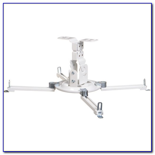 Universal Flush Projector Ceiling Mount