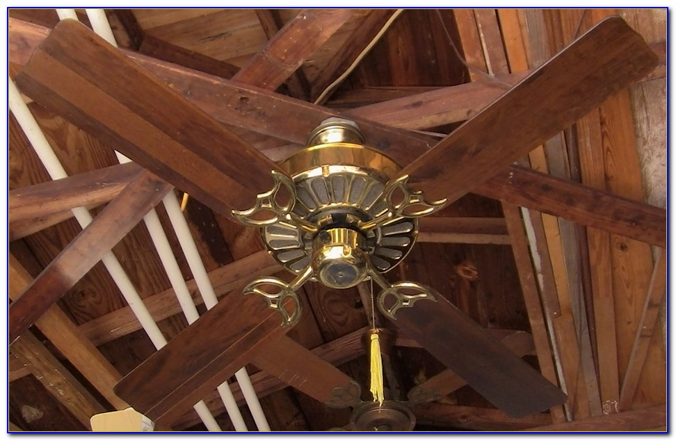 Variable Speed Ceiling Fan Control