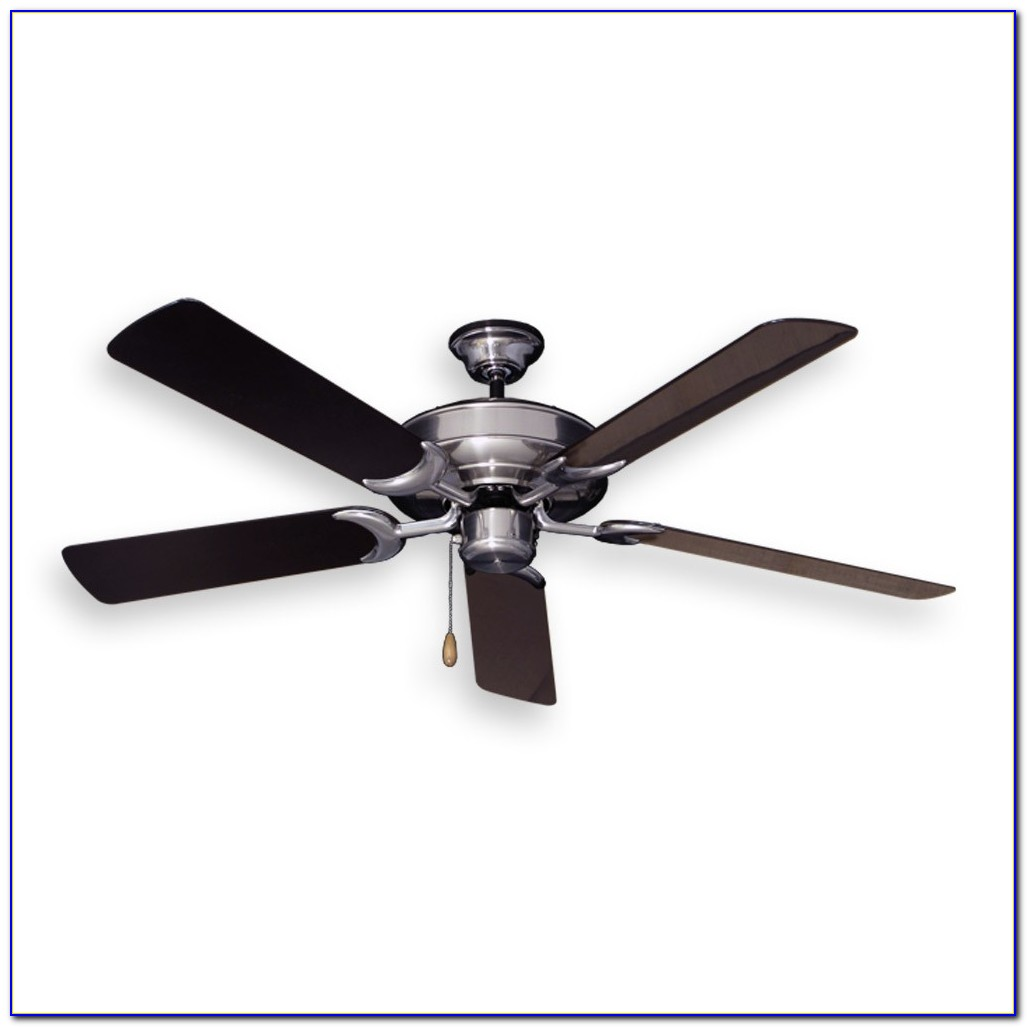Wet Rated Ceiling Fan With Remote