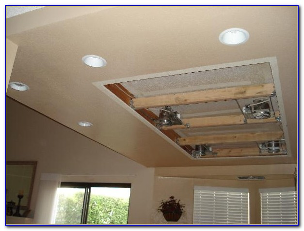 Wiring Recessed Lights In Drop Ceiling