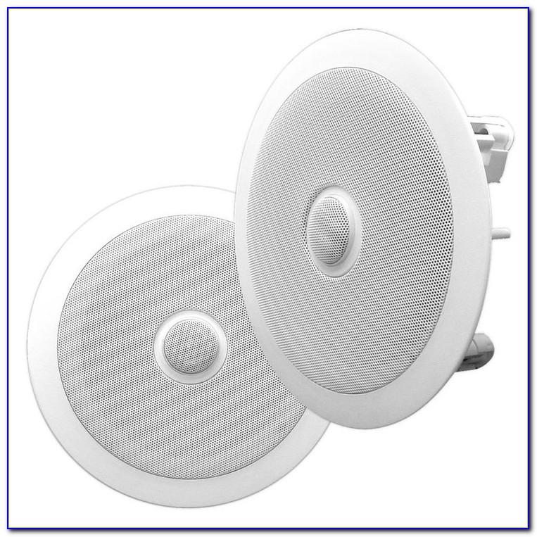 Wiring Surround Sound Speakers In Ceiling