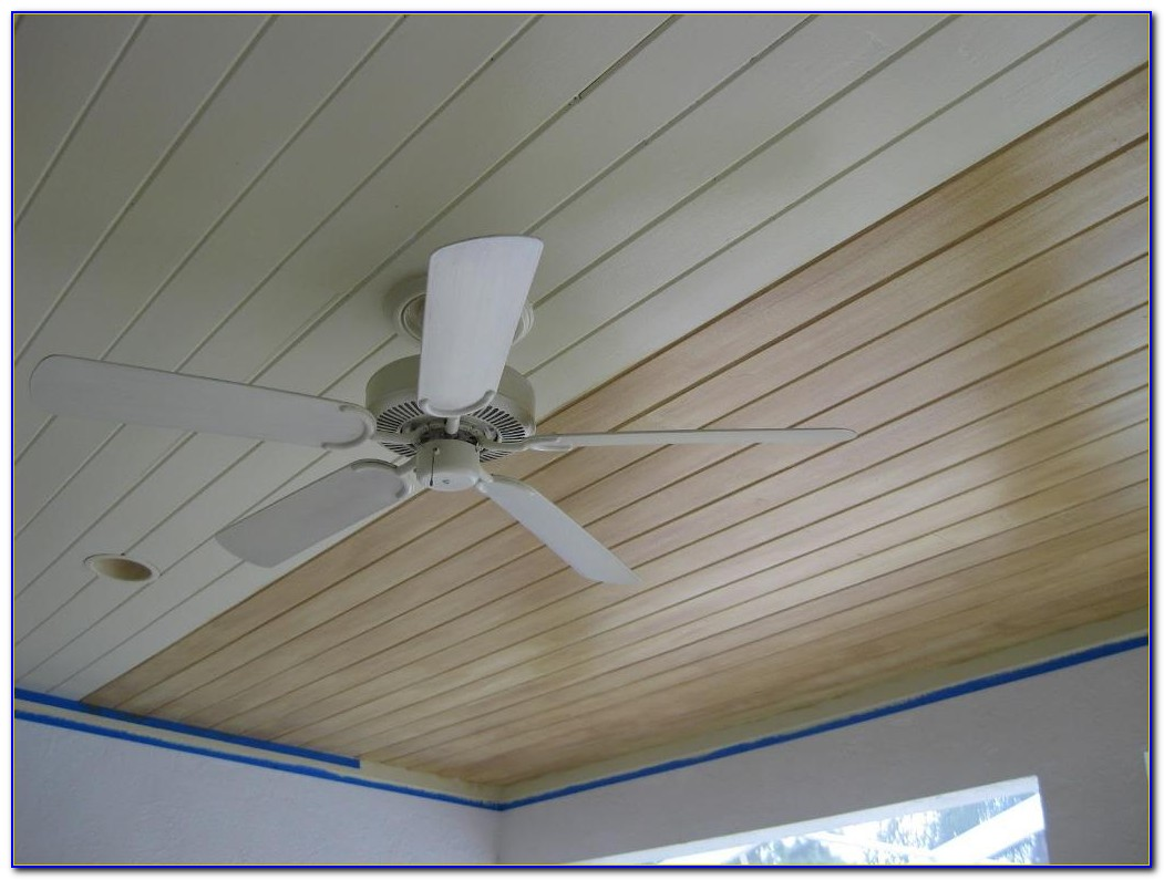 Wood Paneling For Patio Ceiling