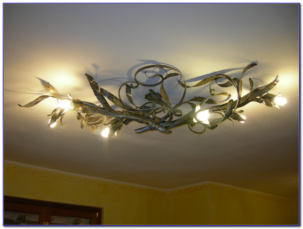 Wrought Iron Ceiling Lights Uk