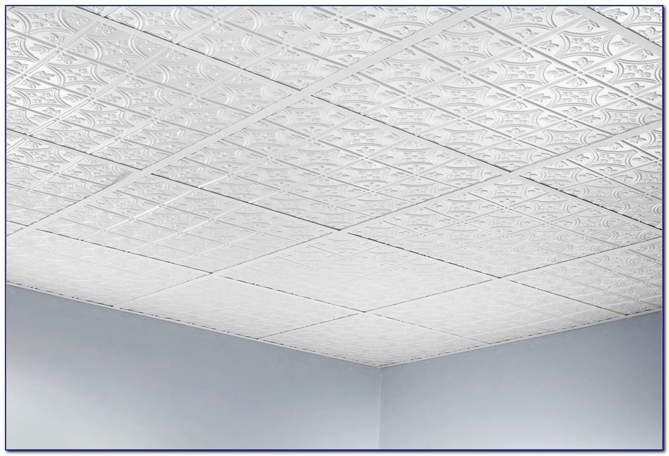 2'x2' Acoustical Ceiling Tiles