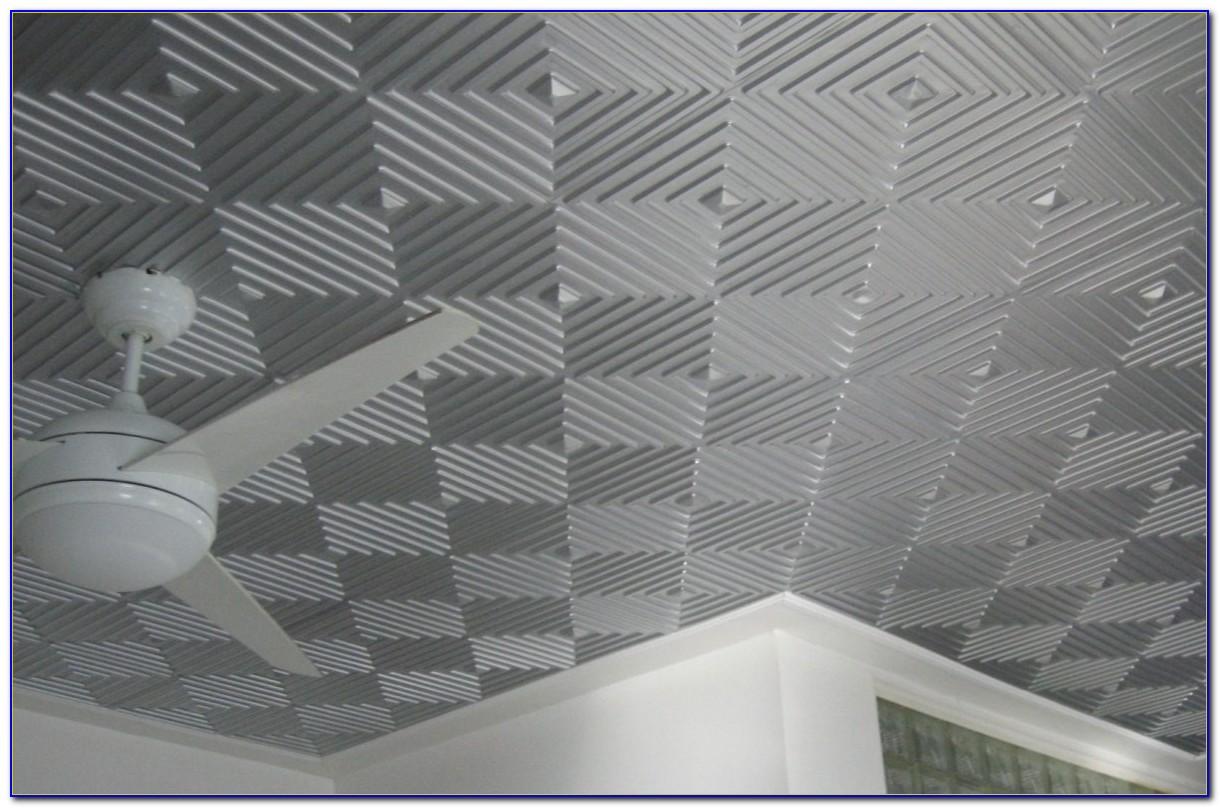 2'x2' Metal Ceiling Tiles