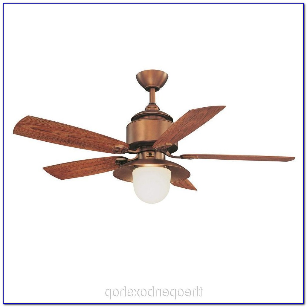 52 Hampton Bay Sonoma Ceiling Fan Manual