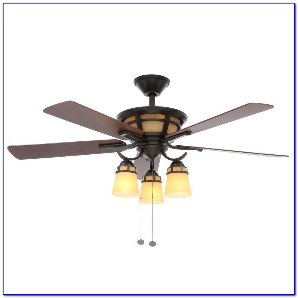 52 Inch Hampton Bay Ceiling Fan