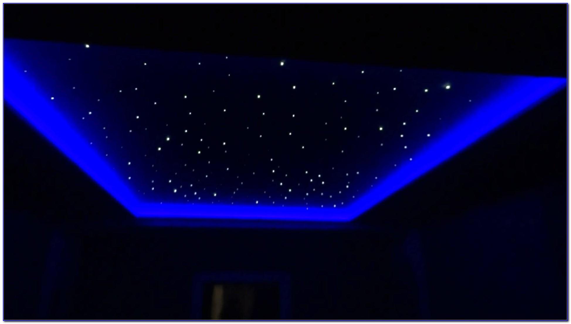600 Strand Led Star Ceiling Kit