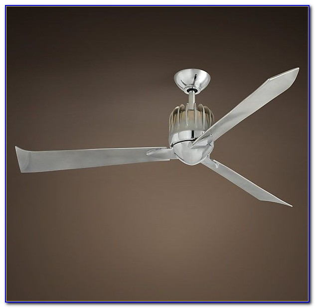 Acero Ceiling Fan Restoration Hardware
