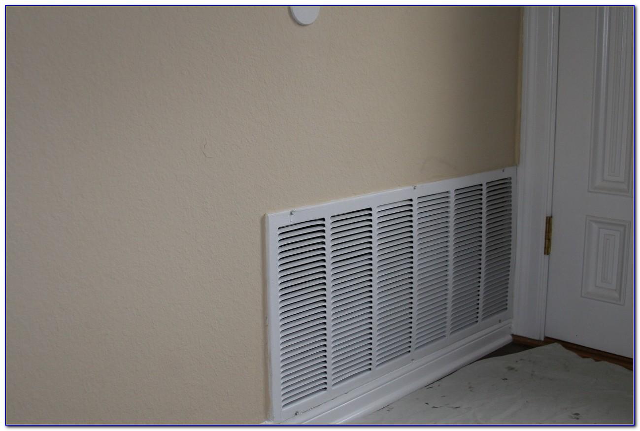 Air Conditioner Registers Ceiling