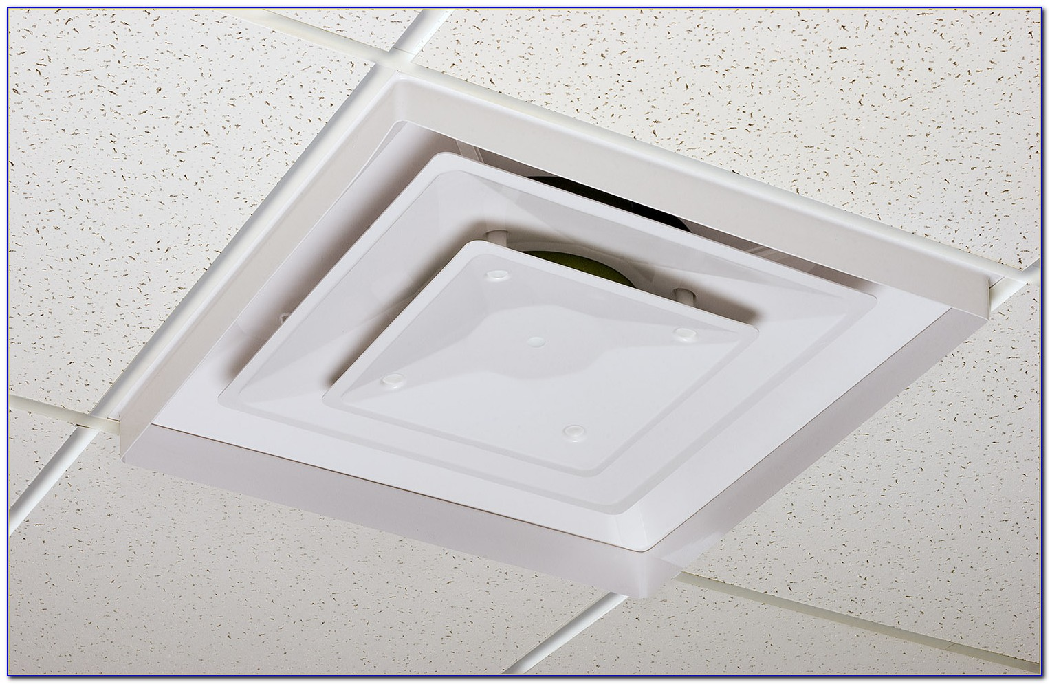 Air Deflector For Office Ceiling Vents
