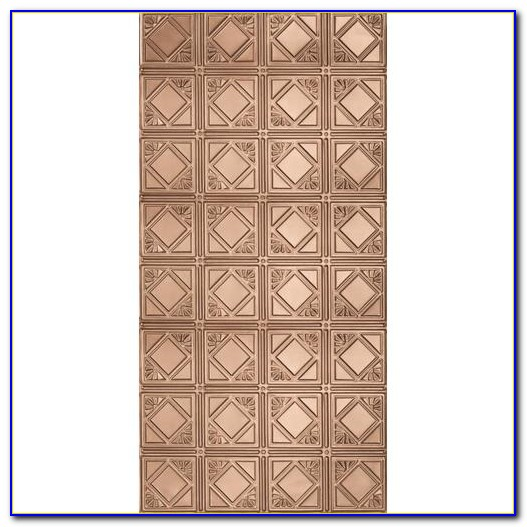 Armstrong Faux Tin Ceiling Tiles
